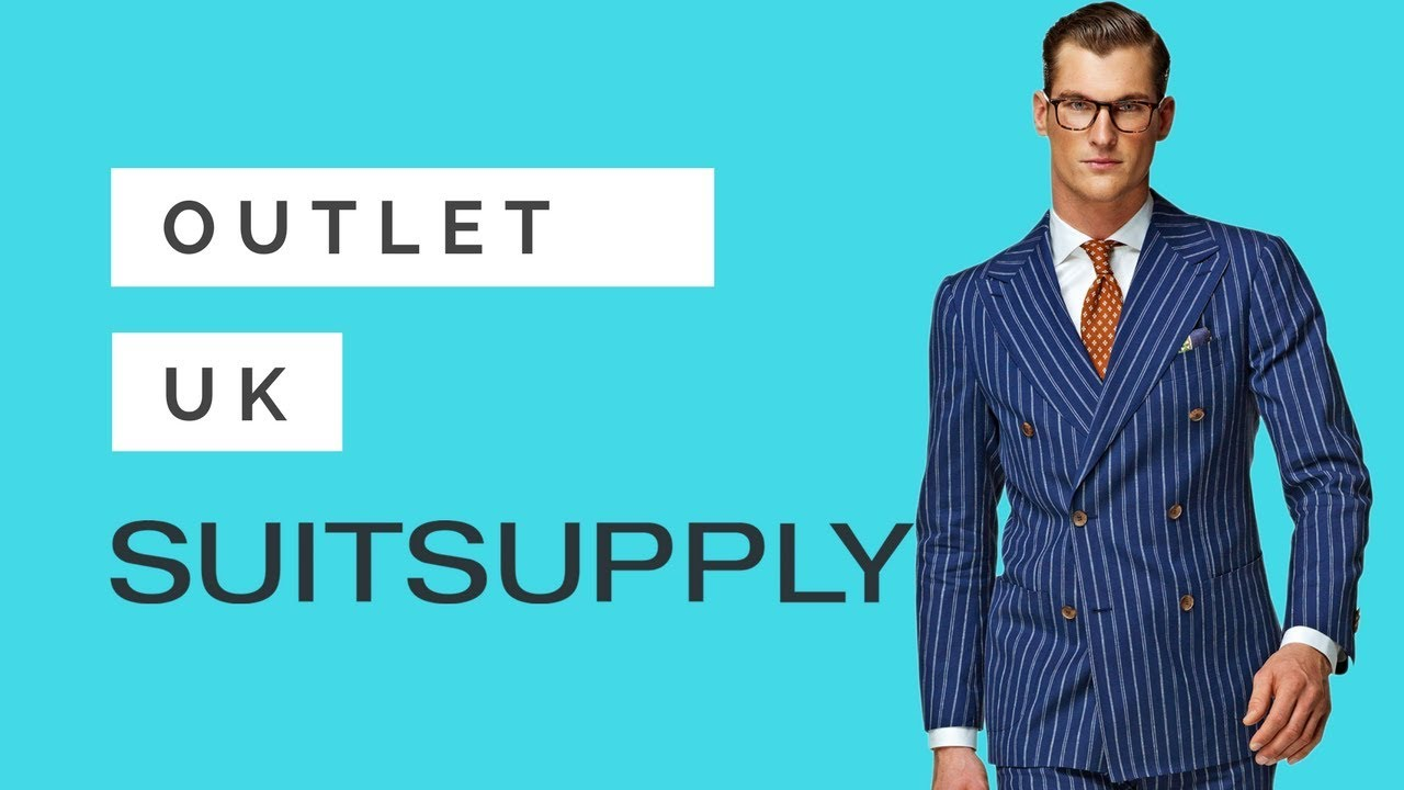 Suitsupply Outlet 👔👖👉 Does suitsupply have sales? Suitsupply discount