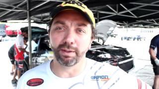 Maurício Neves   Após SS4   Rally de Morretes 2016