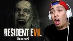 KAUHUN HETKET ALKAA | Resident Evil 7 - Jakso 1