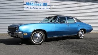 Buick Skylark Sedan 1972