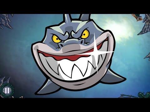 SHARK OR DIE 鯊魚吃人遊戲APP @ 電腦分析室請上2F :: 痞客邦