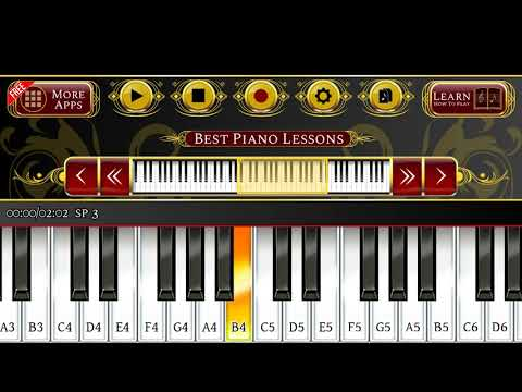 Nee Partha Vizhigal Keyboard -  Notes in Description