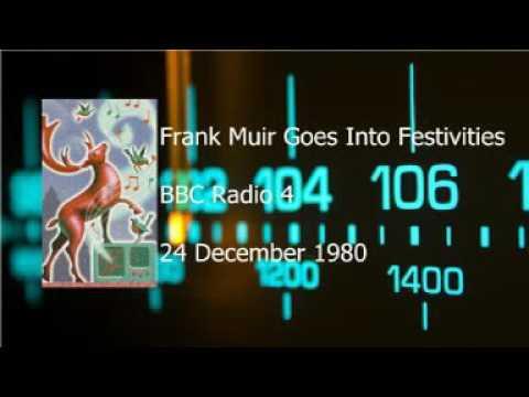 Frank Muir Goes Into Festivities