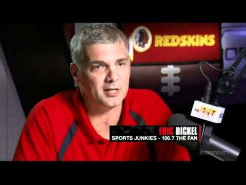 The Sports Junkies Eric Bickel On ESPN E60 YouTube