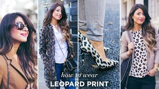 How To Wear Leopard Print | Mimi Ikonn Thumbnail