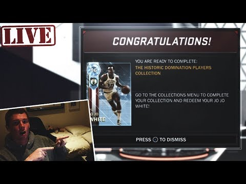 FINAL 2 ALL-TIME DOMINATION GAMES - NBA 2K18 MYTEAM!!