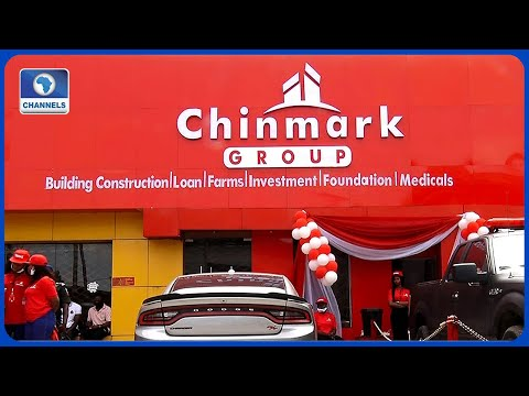 Chinmark Group Commissions New Branch Office In Lagos