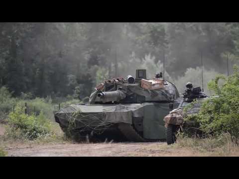 Char AMX  Leclerc - French Main Battle Tank