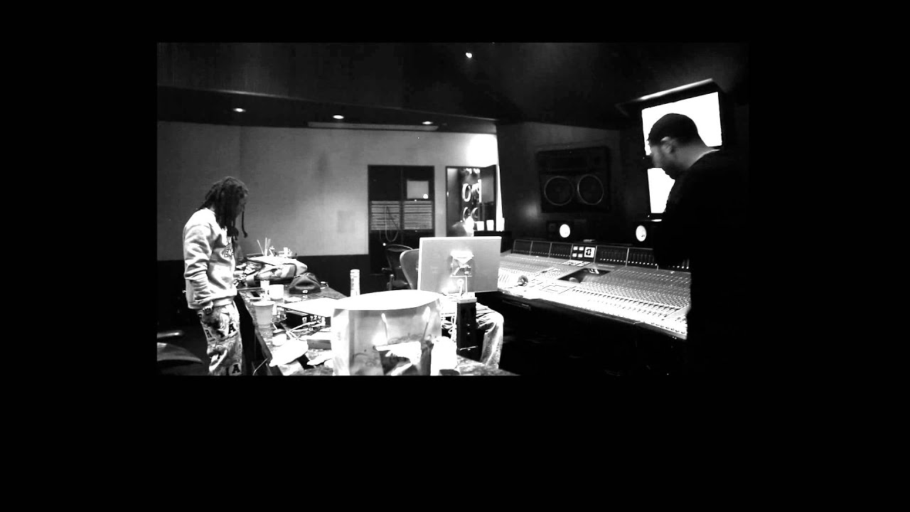 Lil Wayne & Drake Working on Carter 5 in Studio - YouTube