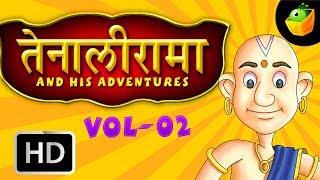 Tenali Raman Full Stories (Vol 2) In Hindi (HD) | MagicBox Animations