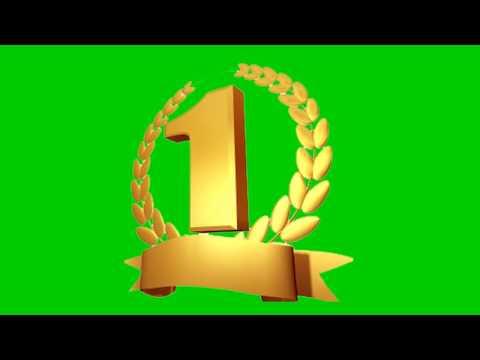 Футаж хромакей на зеленом фоне: Первое место Б