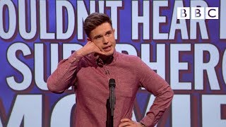 Lines you wouldn't hear in a superhero movie | Mock the Week - BBC