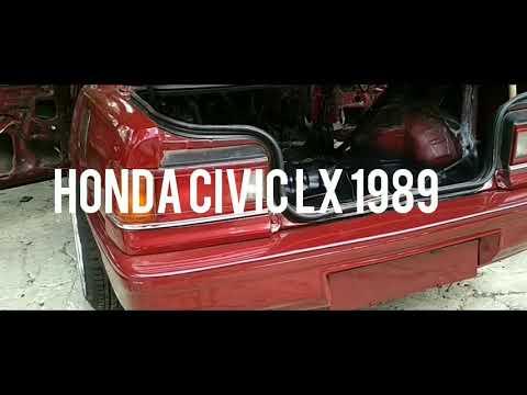 Honda Civic LX 1989