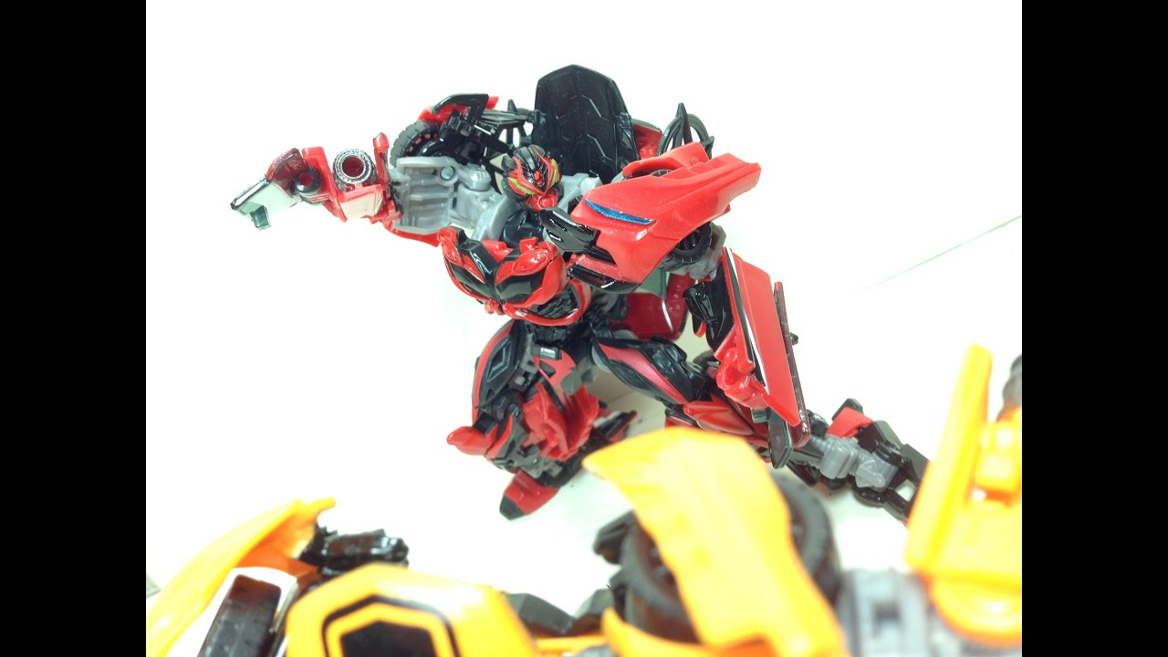 Stinger Transformers 4 Takara Tomy AD 32 Deluxe Toy Review ...