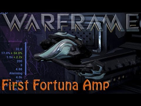 Warframe - First Fortuna Amp thumbnail