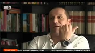 Paulo Pereira Cristóvão: «Não tenho nenhum pacto com Bruno de Carvalho»