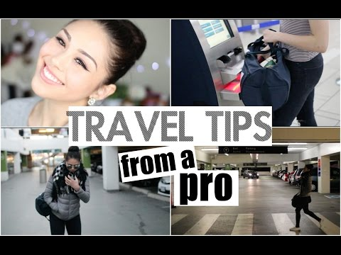 My Travel Makeup Routine & Travel Essentials | What