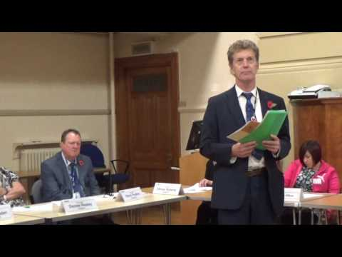 Birkenhead Constituency Committee (Wirral Council) 3rd November 2016 Part 3 of 4