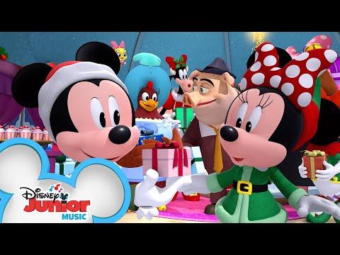 Disney Junior Best Holiday Music Videos ☃️ | Compilation | Disney Junior