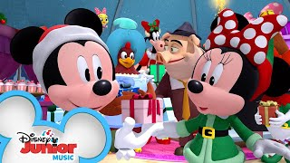 Disney Junior Best Holiday Music Videos ☃️ | Compilation | Disney Junior