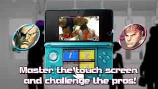 Super Street Fighter IV 3D - 3DS Game Trailer
