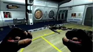 Duke Nukem Forever: Walkthrough - Part 1 [Chapter 3] - The Duke Cave (Gameplay) [Xbox 360, PS3, PC]