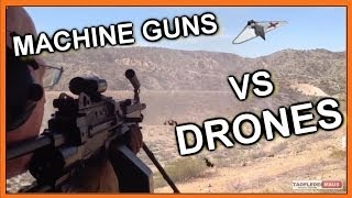 HOW HARD IS IT TO SHOOT DOWN A SMALL DRONE? [VIDEO]