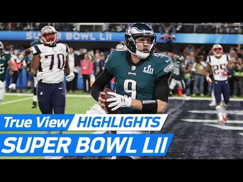 Super Bowl LII's Top 360 & POV Highlights | NFL True View