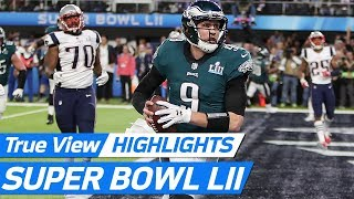 Super Bowl LII's Top 360 & POV Highlights | NFL freeD