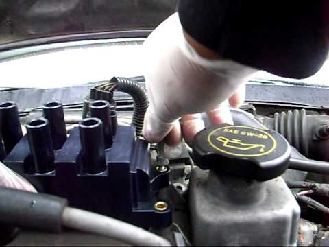 2002 Ford Taurus Ses Ignition Coil Replacement