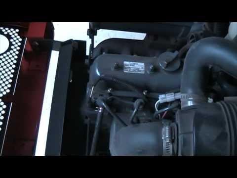 Kubota ZD21 Zero Turn Mower on