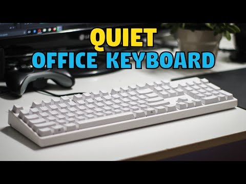 iKBC KD104 MX Silent Mechanical Keyboard - Unboxing & Review