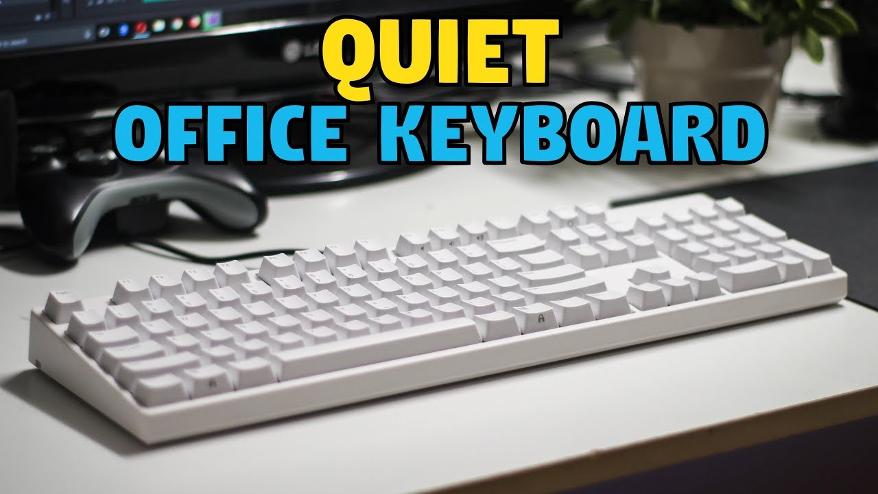 iKBC KD104 MX Silent Mechanical Keyboard – Unboxing & Review