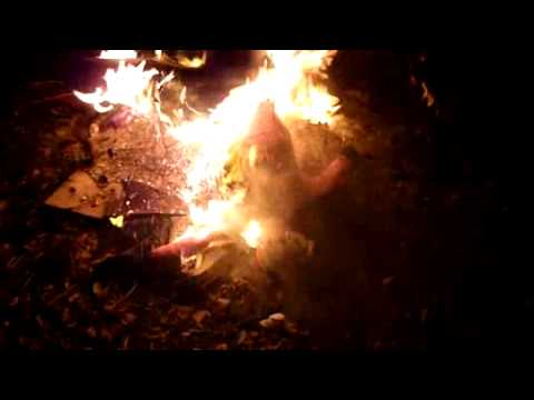 Bonfire Night 2010 - Burning Nam - Part 1