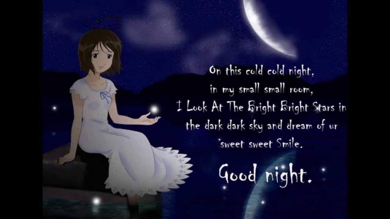 good night shayari youtube