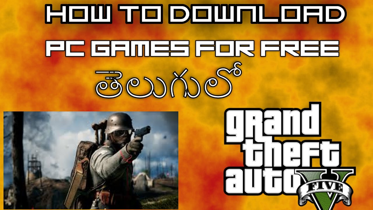 how to download pc games free in computer
