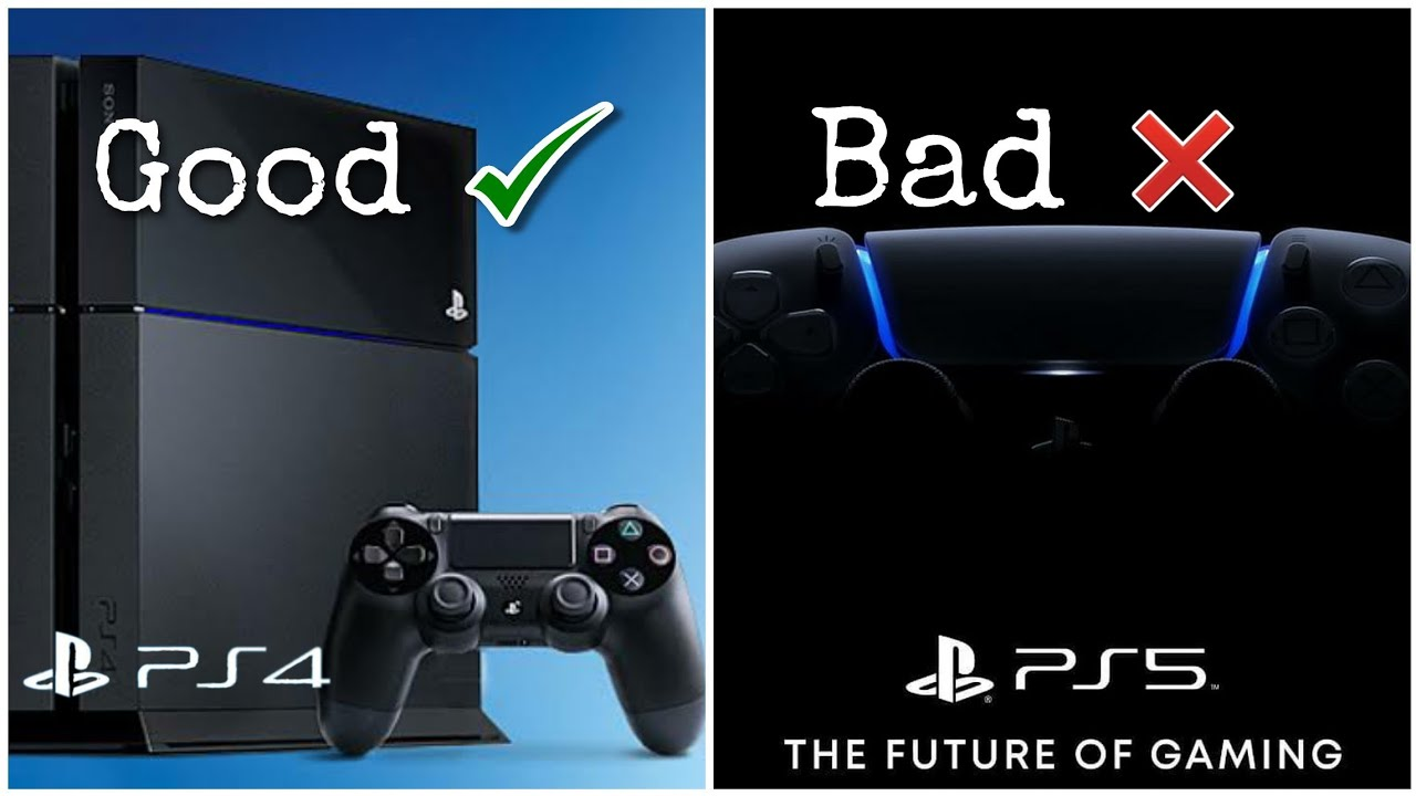 Goods and Bads for a PS4 owner after PS5 reveal