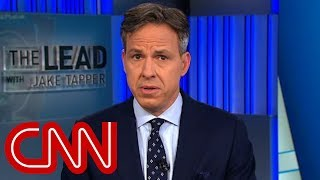 Jake Tapper: Trump lied about the Eagles