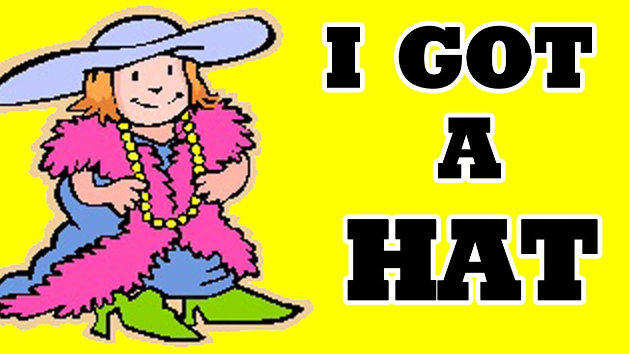 I Got A Hat Children S Song By The Learning Station Youtube