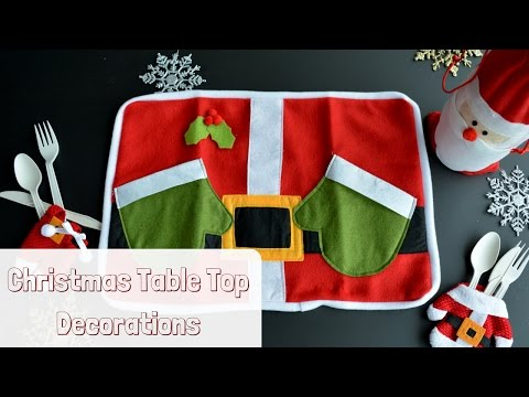 Featured Collections | Christmas Table Top Decorations