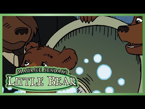 Little Bear | The Painting / The Kiss / The Wedding - Ep. 52