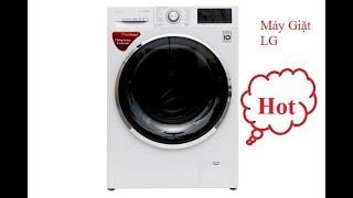 Giới Thiệu Sản Phẩm Máy Giặt MG LG fc1409s3w