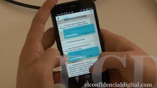 Así es la aplicación que utiliza Podemos para hacer propuestas y votarlas desde el móvil