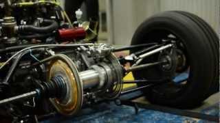 [RMUTL] Formula student Acceleration Time 1000%,Start Engine & Tuning thumbnail