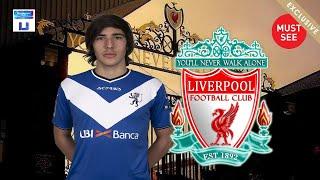 Sandro Tonali ⚽ This is why Liverpool want him? ⚽ Skills, Passes & Goals I 2019 HD