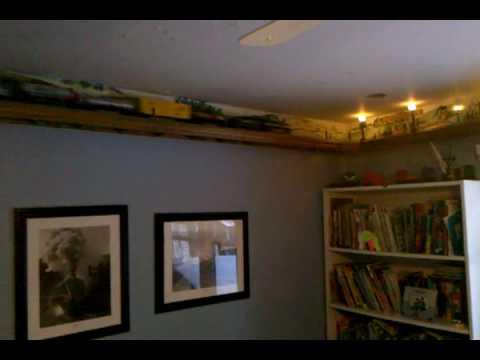 Train Bedroom   YouTube