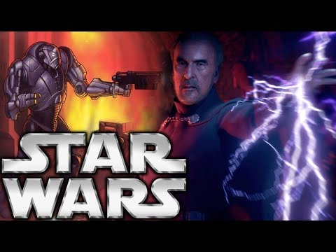 How Dooku's Death Ended The Separatist Alliance: Star Wars Lore
