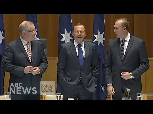 Image result for Image of boomgate and Peter Dutton