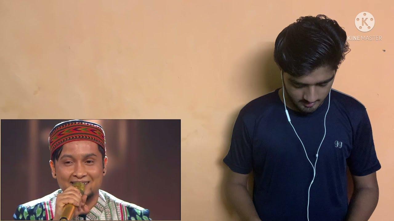 Pawandeep full new performance   Song Zindagi ki yahi reet hai   indian idol 2020   Reaction video