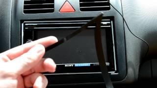 Краткий обзор Sony XAV-601BT / Part1